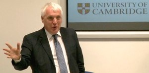 YouGov-Cambridge Forum 2015: NATO's Dr Jamie Shea on 'European Security and the role of the UK'