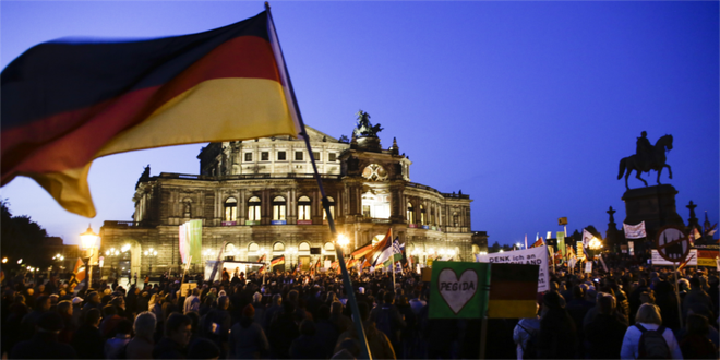 German attitudes to immigration harden following Cologne attacks