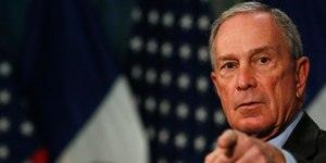 Little support for President Bloomberg
