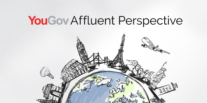 YouGov reveals results of inaugural Affluent Perspective global study