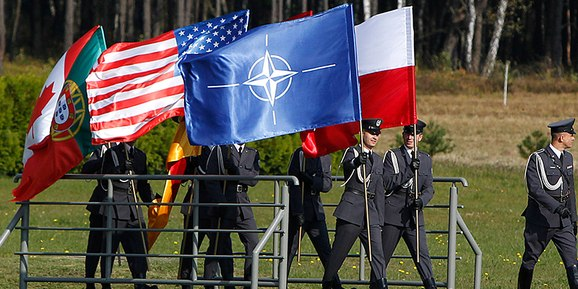 Enthusiasm for NATO far lower in US than in Europe