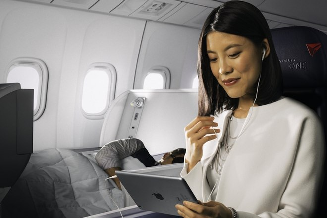 42% of APAC respondents are interested in making in-flight VoIP calls in the future