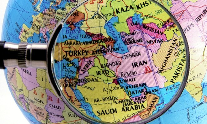 81% of Americans cannot identify Arab world on map