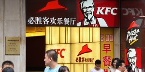Quarterly Report: Yum China Holdings