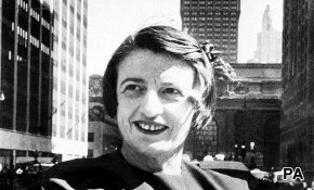 61% have heard of Ayn Rand, 35% have a favorable view