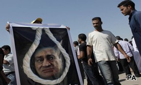 New Egypt Poll: Majority Want Mubarak Executed, Army Keeps Revered Status