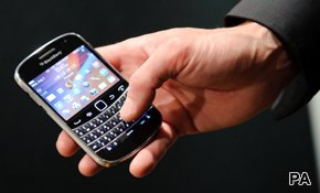 BlackBerry: road to recovery?