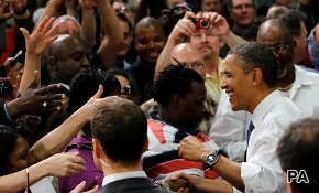 Public Likes Obama More Than Either Romney OR Santorum, More Say He Is Intelligent