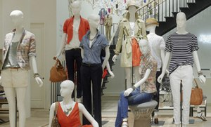 J. Crew Value Scores surpass Gap