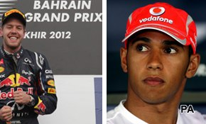 Bahrain F1: Sponsors unscathed