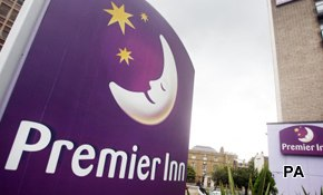 Premier Inn: balances quality and value