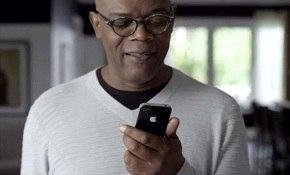 Young adults buzzing about celebrity iPhone ads