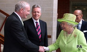 Support for McGuinness handshake