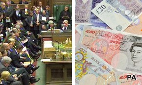 MPs: not paid enough?