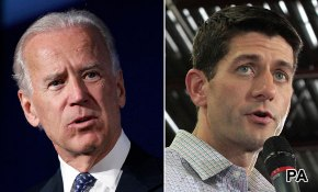 Ryan vs. Biden: Ryan Is More Sincere, But Not More Liked