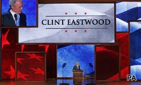 "Eastwood Speech Good To Most, But 34% call It ""Ugly"""