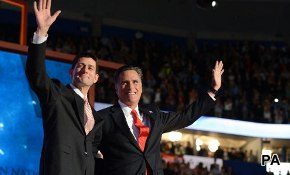 No Convention Bump, But GOP Voters See Romney As More Conservative