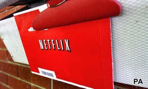 Netflix on-demand and streaming customers lag on perception