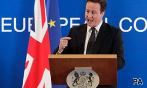 Cameron and the EU Budget