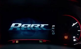 Dodge, Chevrolet, and Ford -- lead the automotive sector in advertising