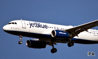 JetBlue has highest Satisfaction scores for leisure travelers