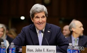 "The New Secretary Of State: Kerry Has ""Big Heels"" To Fill"