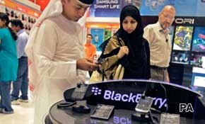 BlackBerry Z10 Piques Interest in Middle East, But Will It Peak Sales?