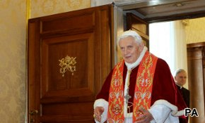 Benedict Leaves The Papacy Amid Mixed Evaluations From Americans