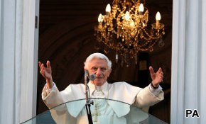 Pope Benedict's Popularity Sinks After He Leaves Office