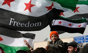 Syria: should we arm the rebels?