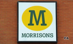 Morrisons makes 'solid start' to first quarter