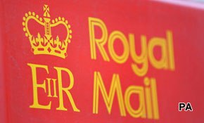 Royal Mail's profits soar ahead of privatisation