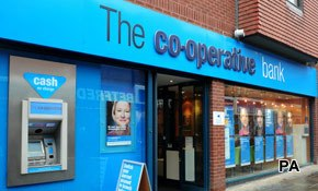 Co-op's new man has a job to spread word of recovery