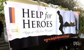 Brand Spotlight: Help for Heroes