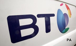 BT's tumultuous week hits consumer perception scores