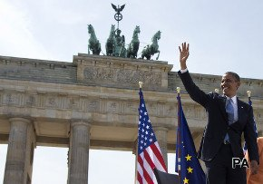Germans: Obama still good for USA