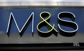 M&S brand perception matches fall in sales