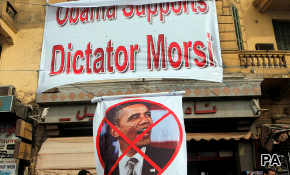 Many Are Worried About Egypt And The Obama Administration