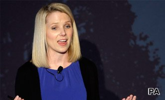 Yahoo stock up, but consumer perception down in past year