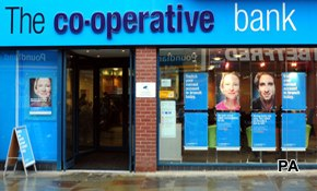 Co-op Bank still trailing its rivals after series of setbacks