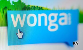 Welby's challenge highlights how vulnerable Wonga is