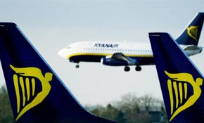 Ryanair required to reduce stake in rival carrier