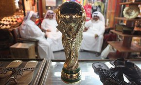 Have the World Cup in the summer, but not in Qatar