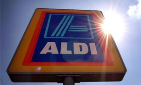 Price-conscious shoppers are feeling festive about Aldi