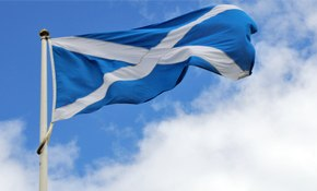 Almost two-thirds of Scots won't celebrate St. Andrew's Day