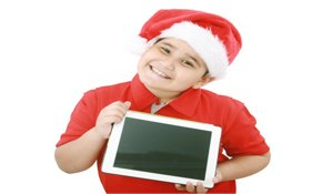 Kids love the gadget of Christmas