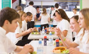 We want greater influence over school meals, say parents
