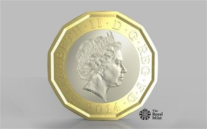 The new £1 coin is a hit