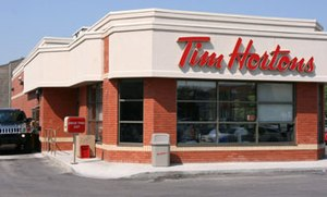 Burger King's Target Tim Hortons: High Quality And Value But Low Awareness
