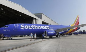 Southwest Pulls Away From Airline Rivals In Key Metrics